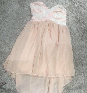 Лёгкое платье р-р.40-42