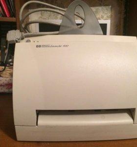 Лазерный принтер (hp)