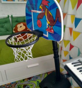 Баскетбольная стойка для детей
