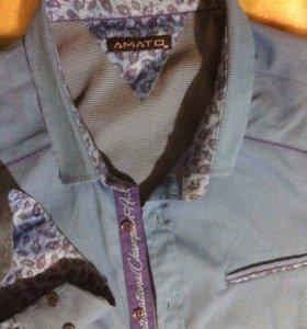 Рубашка приталенная Турция