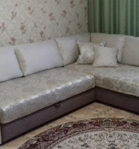 Обивка мебели. Ремонт. Пошив чехлов.