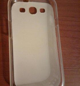 Чехол на телефон Samsung galaxy s3