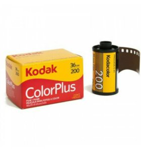 Kodak Color Plus 200/36