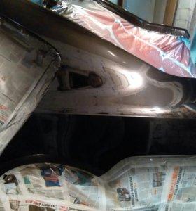 Полный цикл кузовного ремонта автомобилей!