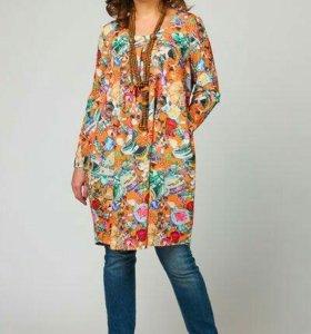 Новое туника-платье 56-60