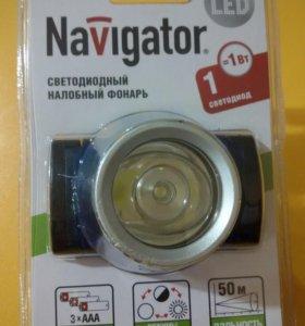 фонарик Navigator