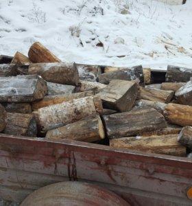 Прицеп дров, с доставкой на дом