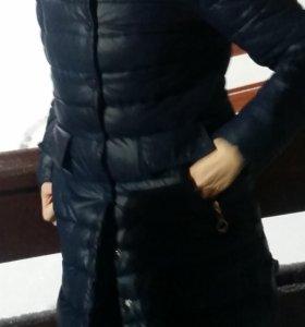 Куртка на синтепоне зимняя