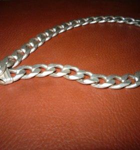Серебряный браслет. Серебряная цепь