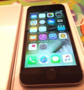 iPhone 5s 16 чёрный