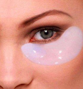 Коллагеновая маска под глаза