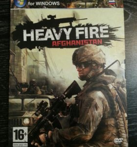 Игра Heavy fire