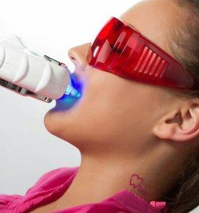 Отбеливание зубов(Оборудование)