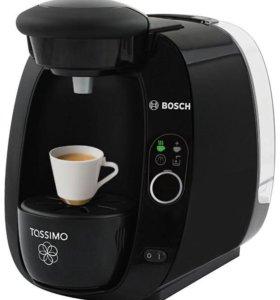 Капсульная кофемашина Bosch TAS 2002 EE Tassimo