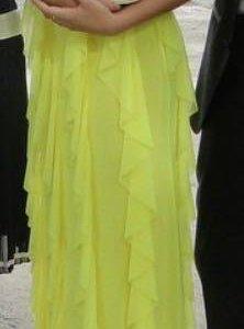 Выпускное греческое платье