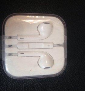 Наушники для iPhone 5