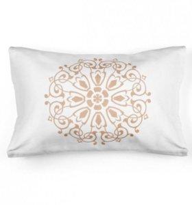 Надувная подушка в чехле