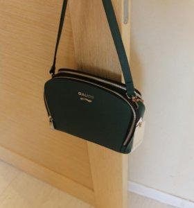 Новая сумка Оригинал Gaude milano из натуральной с