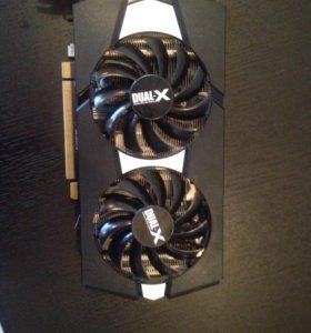 Видеокарта SAPPHIRE DUAL-x Radeon R9 270x 2GB
