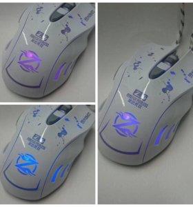 Мышка световая