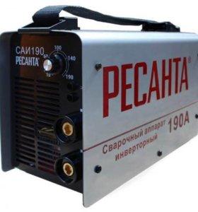 Сварочные аппараты инверторные Ресанта