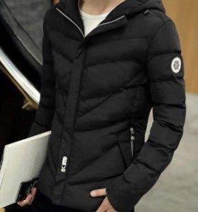 Демисезонная мужская куртка!