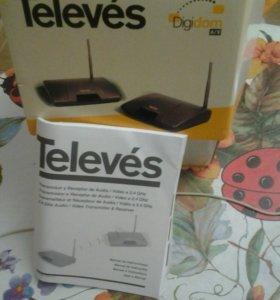 Видеосендер TELEVES 7307