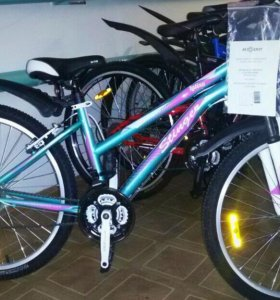"Велосипед ""Stinger latina"" 24"""