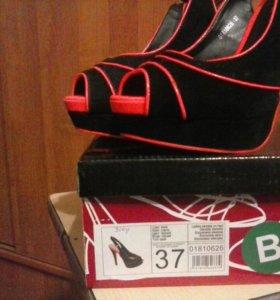 Обувь 37р и 38