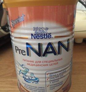 Детское питание Pre Nan