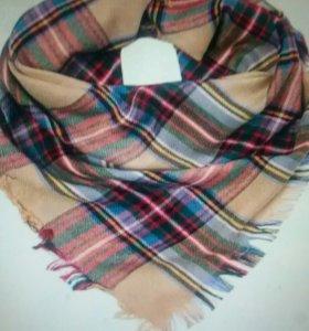 Платок шарф 100#100,весна,10расцветок