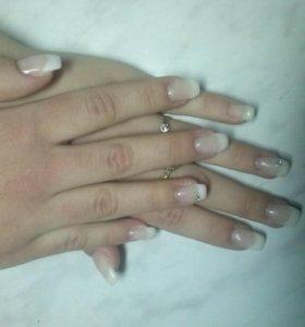 Ногти (покрытие,наращивание)