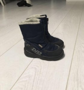 Ботинки Scandia Tex