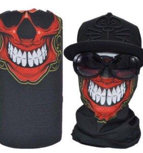 Многофункциональные бесшовные банданы, маски