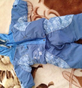 Детский комбинезон (костюм)