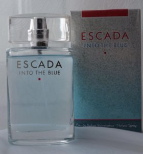 💕🌸Into the Blue Escada