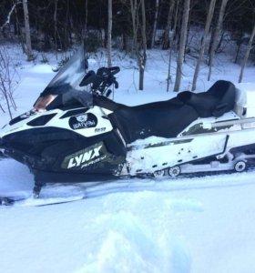 Снегоход BRP Lynx 69 Yeti Army 600E-Tec