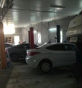 Ремонт KIA, Hyundai, Ssangyong