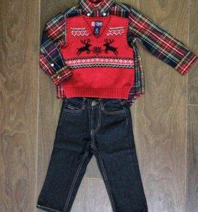 Комплект одежды на мальчика