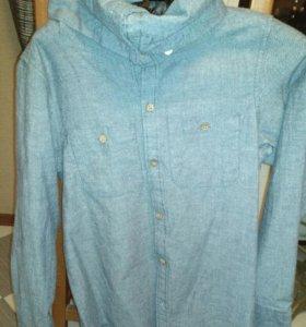 Стильная рубашка для мальчика 12-13 лет