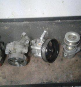 Навесное на ниссан примера двигатель QR20-25
