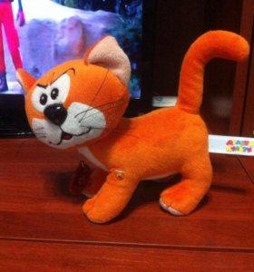 Игрушка кота из смурфиков