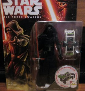 Все фигурки Star Wars по 650 рублей за штуку