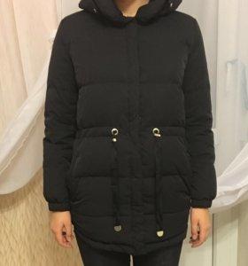 MANGO зимняя женская куртка