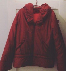 Куртка на халофайбере