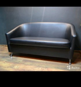 """Кожаный диван """"Отдых-3"""""""