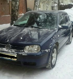 Volkswagen Golf 1.4 МТ, 2001, хетчбэк