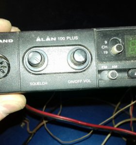 Рация Midland Alan 100 plus