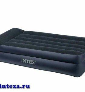Надувная кровать Intex 66721(99*191*42)
