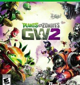XBOX ONE Plants vs Zombie 2